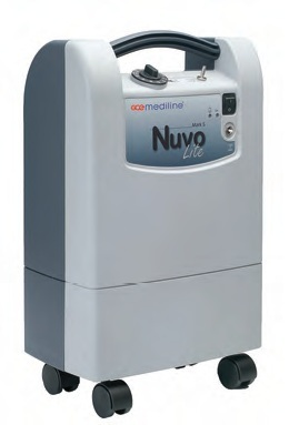 Oxygen concentrator 5lpm - Nuvo 5