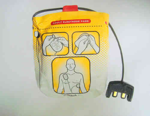 Adult Defibrillation pads - VIEW, PRO & ECG
