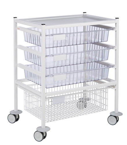 Systemed Glasgow Trolley (frame only)