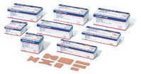 Coverplast Classic First Aid Dressing 3.8cm x 3.8cm - Pack of 100