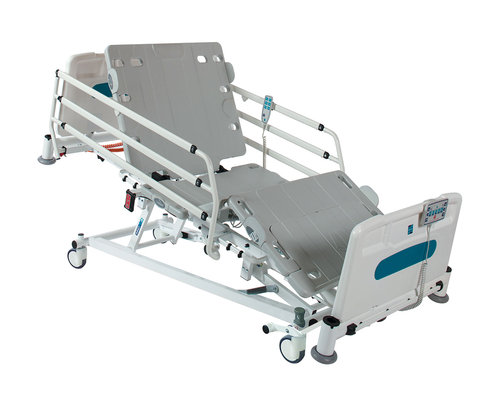 Sidhil Innov8 iQ Hospital Bed with standard side rails