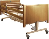 Sidhil Bradshaw Nursing Care Bed with Padded Head End