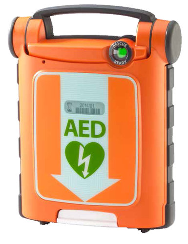 Cardiac Science Powerheart AED G5 Automatic with ICPR Device