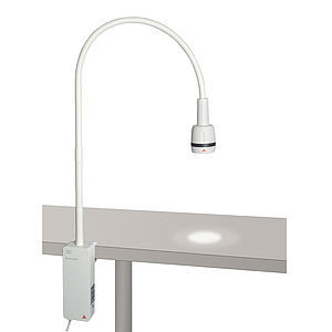 HEINE EL3 LED Examination Light with clamp for table-top mounting