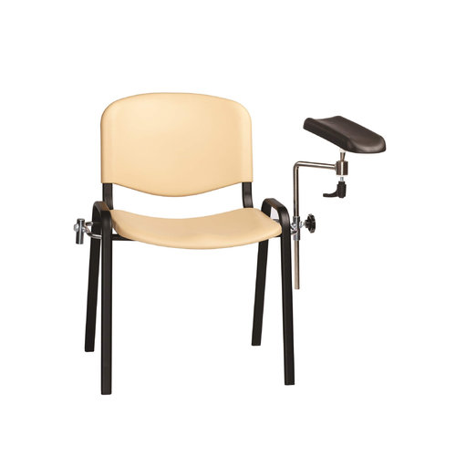 Sunflower Moulded Seat Phlebotomy/Treatment Chair - Beige