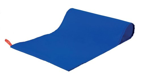 Cromptons Reusable silicone coated blue 72cm x 70cm (SINGLE)