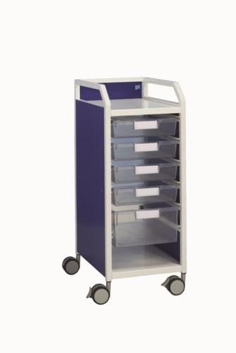 Doherty Howarth Trolley 2 - Blue