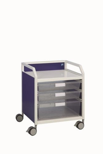 Doherty Howarth Trolley 3 - Blue