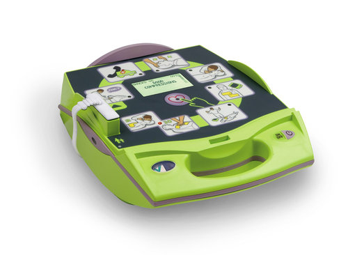 Zoll AED Plus Defibrillator - Fully Automatic