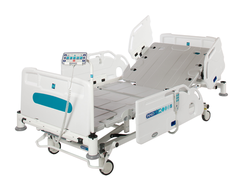 Sidhil Innov8 iQ Hospital Bed with Split Side Rails