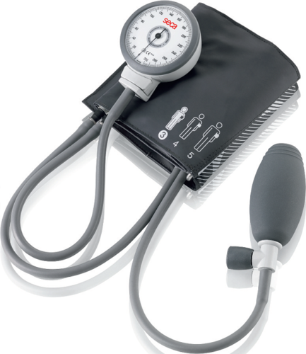 seca b10 manual blood pressure monitor with load cell cuff (size 4 cuff)