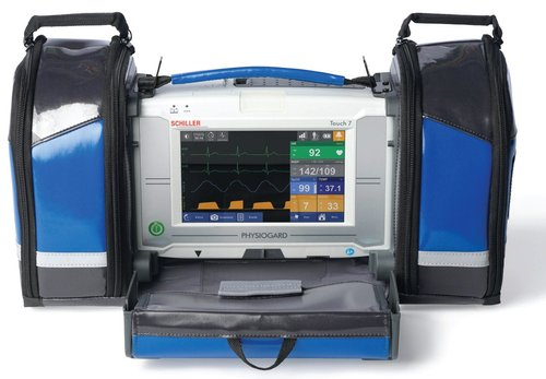Physiogard Touch 7 ECG, SpO2, NIBP