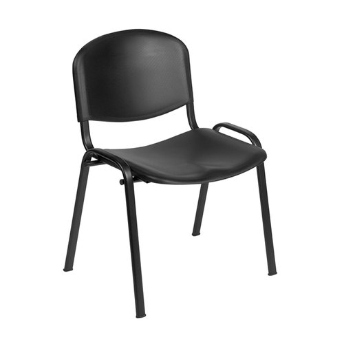 Sunflower Venus Visitor Chair - Black
