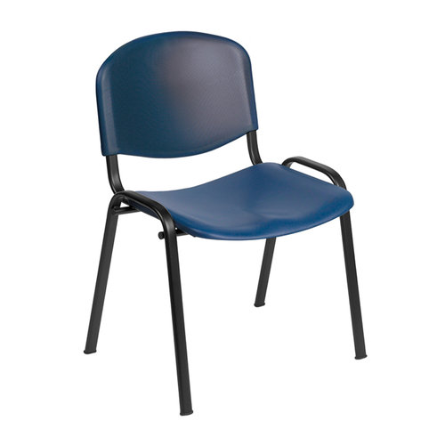 Sunflower Venus Visitor Chair - Blue