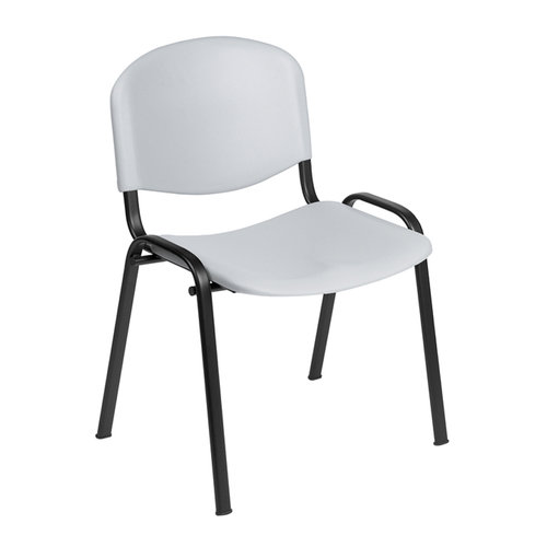 Sunflower Venus Visitor Chair - Grey