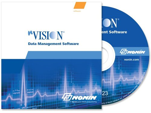 Nonin nVision PC Software for 3150 WristOx2 Monitor