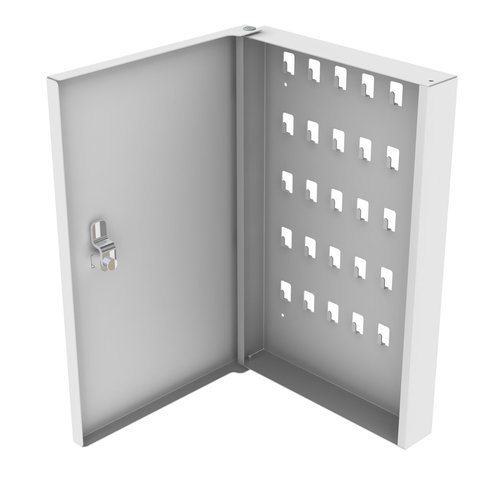Shuttleworth Wall Mounting 30 Key Cabinet with Combination Lock