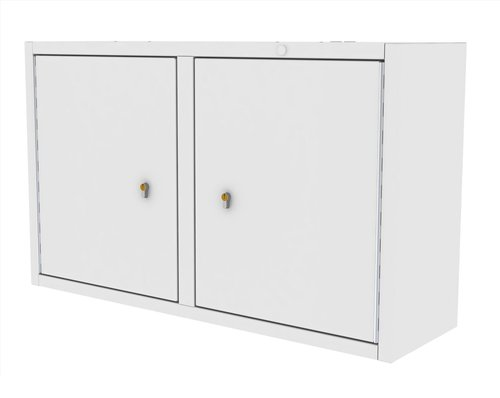 Shuttleworth Controlled Drug Cabinet with Two Euro Locks - 1000 x 300 x 600mm