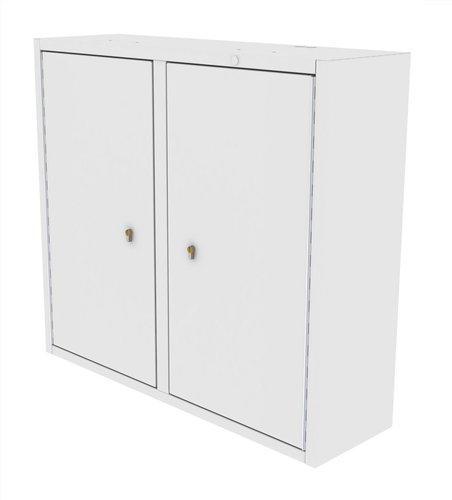 Shuttleworth Controlled Drug Cabinet with Single Euro Lock - 1000 x 300 x 900mm
