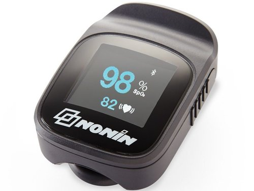 Nonin Connect 3240 Wireless Finger Oximeter - Bluetooth v4.0 Data Transfer