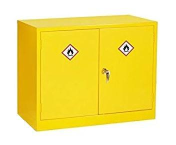 Shuttleworth Hazardous Substance Cabinet 15L Sump, Wall Mounting - 915 x 381 x 610mm