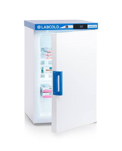 Labcold RLDF0219 Bench Top Pharmacy Fridge with Solid Door - 66 Litre