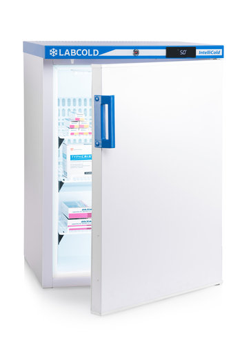 Labcold RLDG0519 Under Counter Pharmacy Fridge with Glass Door - 150 Litre