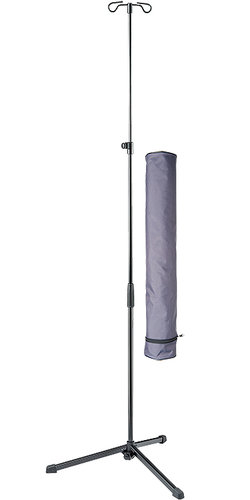 Provita Foldable IV-Pole - Black
