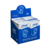 Clinell Antimicrobial Hand Wipes Individually Wrapped - Box of 100