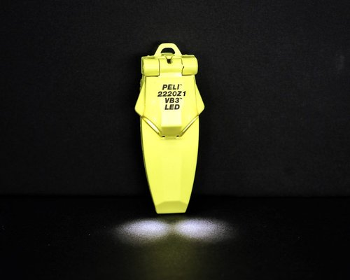 PELI Versabrite III LED Torch 2220Z1 VB3 - Yellow