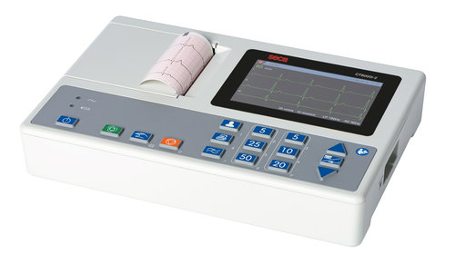 seca CT8000i-2 12 lead, 3 Channel high quality interpretive ECG