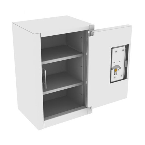 Shuttleworth Inner Controlled Drug Cabinet with Euro Lock - 300 x 240 x 450mm