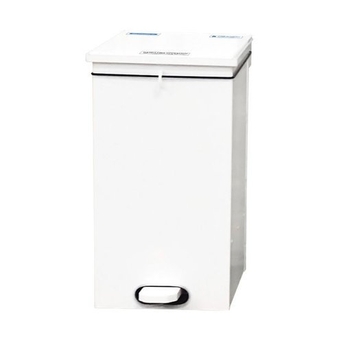 Shuttleworth Soft Close Bin 20L White - General Use