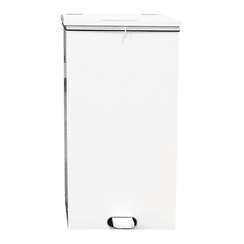 Shuttleworth Soft Close Bin 70L White - General Use