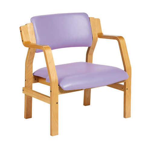 Sunflower Aurora 34st. Bariatric Chair - Beige Anti-Bacterial Vinyl