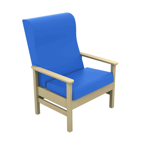 Sunflower Atlas 40st. Chair - Beige Anti-Bacterial Vinyl