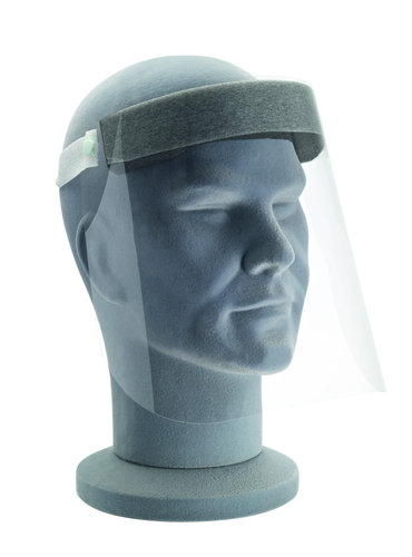 Full Face Visor - Box of 10