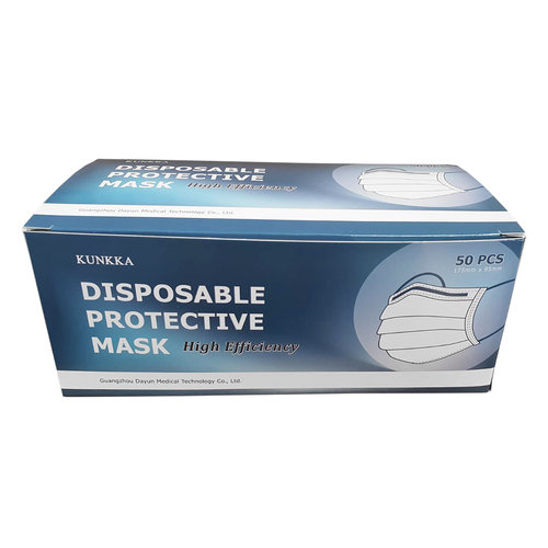 Disposable Protective Masks Type I - Pack of 50