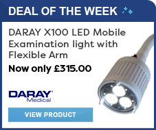 Daray X100 Mobile Examination Light